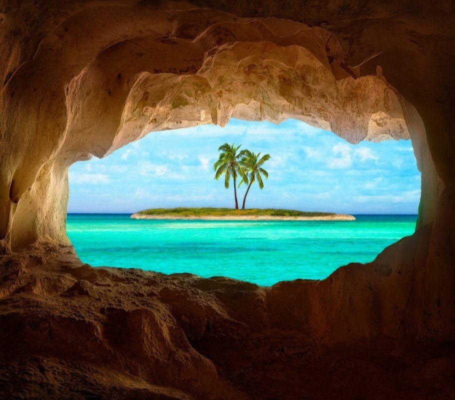 голубые лагуны Фиджи