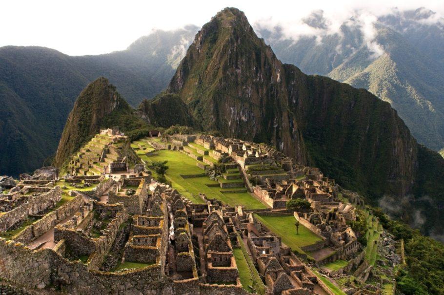 «Тропа инков», проложенная к тайному Мачу-Пикчу