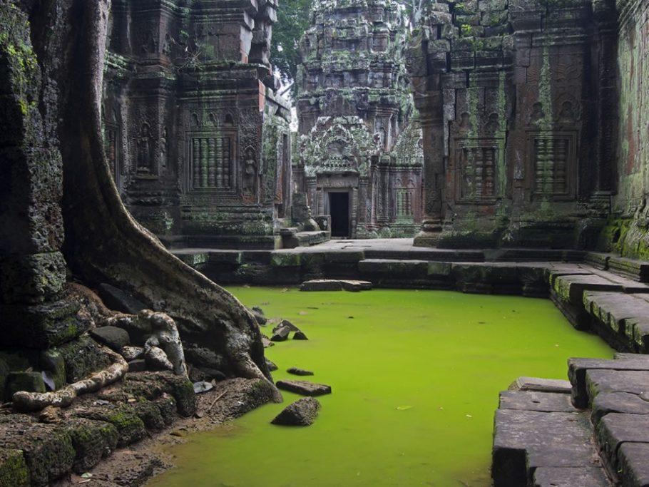 Храмовый комплекс Ангор-Ват