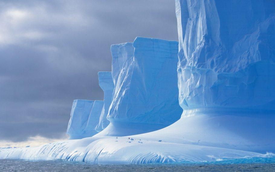 льды Антарктики