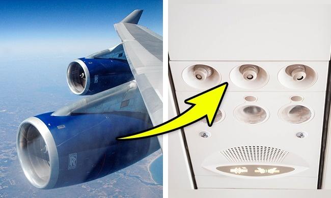 Система кондиционирования самолета