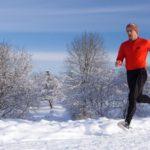 Правила пробежки в холодное время года