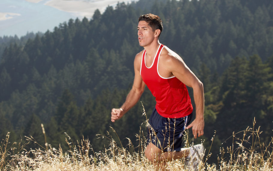 Очень глубоко делать каждый вдох во время бега нельзя – временный избыток кислорода может вызвать головокружение