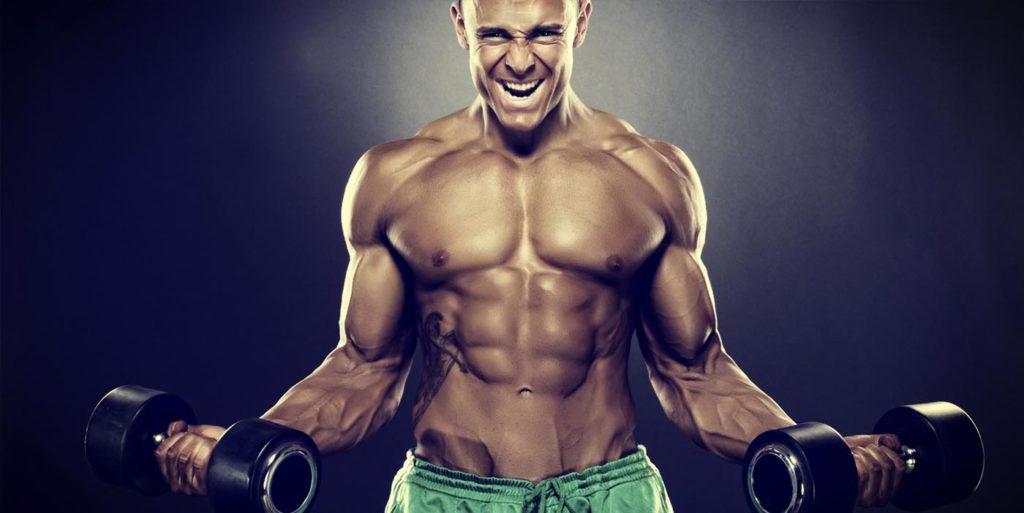 Основной упражнение для набор массы мыщц