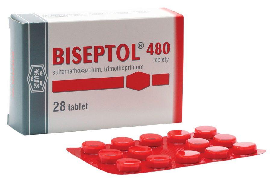 таблетки бисептол 480