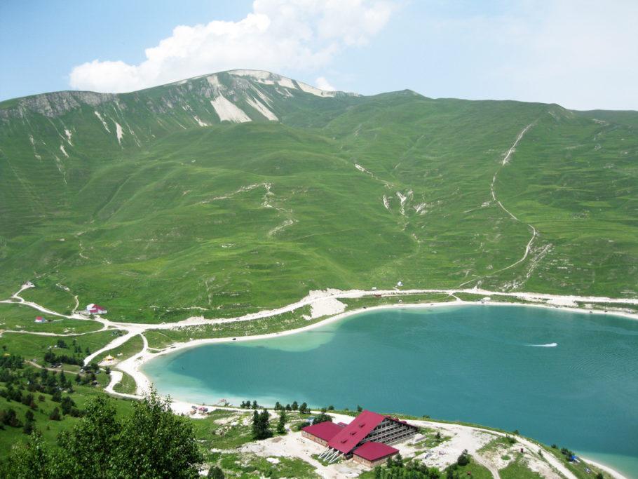 Озеро Козеной-Ам в Чечне