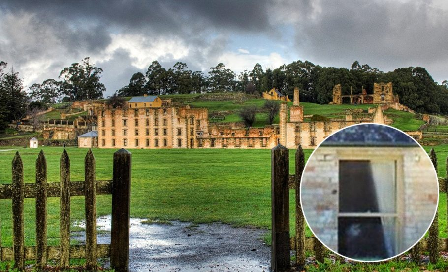 Тюрьма Порт-Артур в Австралии
