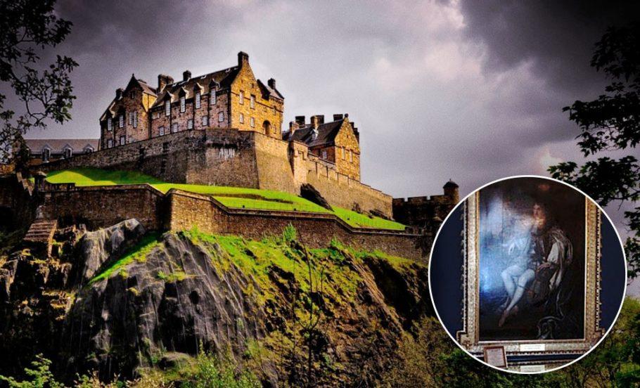 Эдинбурский замок в Шотландии