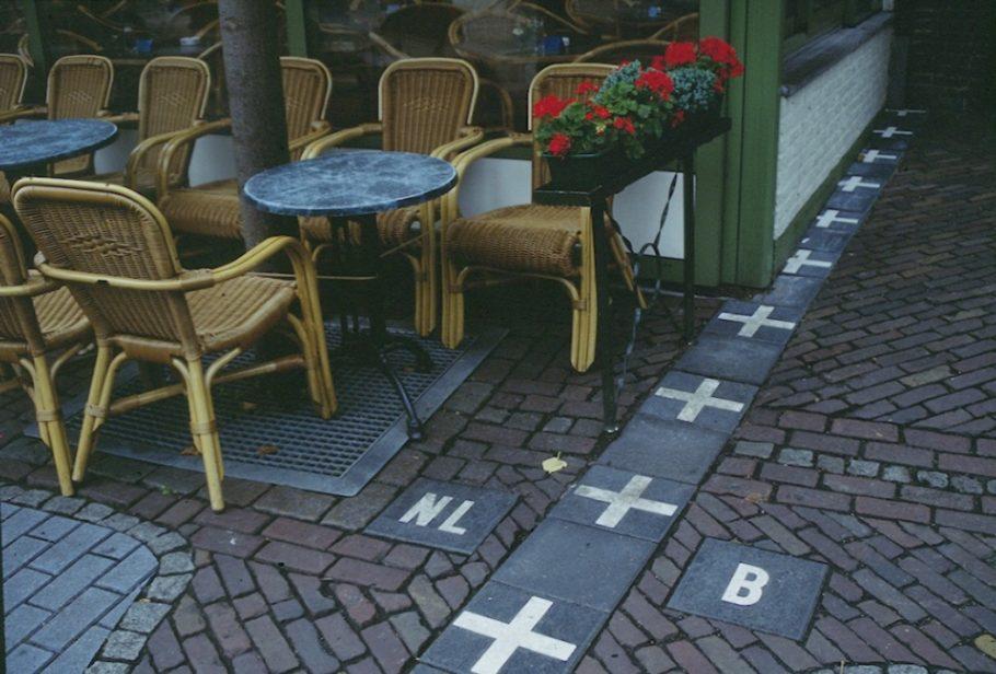 Бельнийско-голландская граница