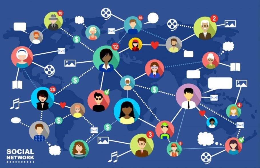 Социальная сеть