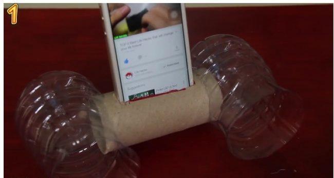 Подставка для телефона своими руками