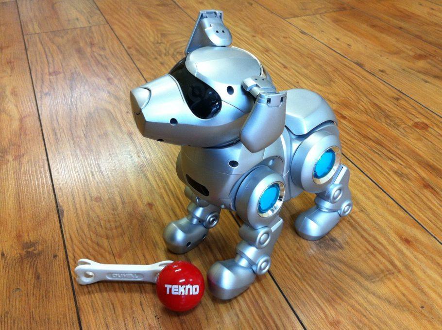 Робот - собака