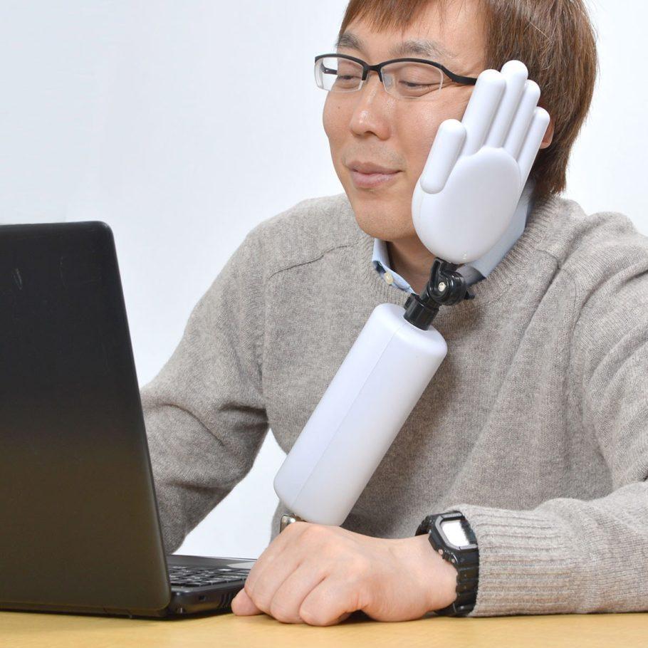 Подставка в виде руки