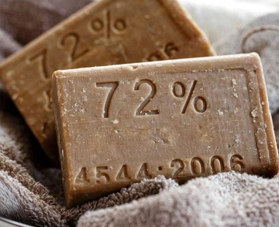 хозяйственное мыло