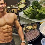 Эффективная диета для набора веса мужчине. Секреты красивых мышц