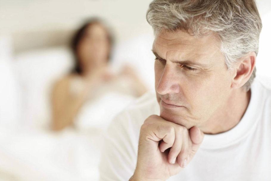 Первый секс с простатитом