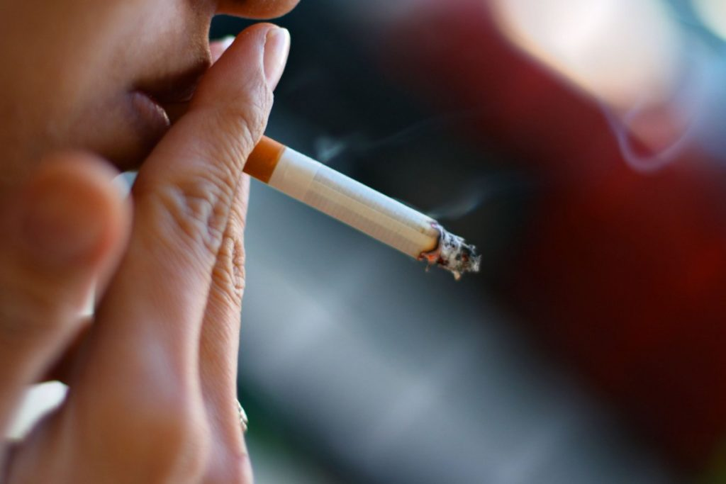 Как влияет курение на простату