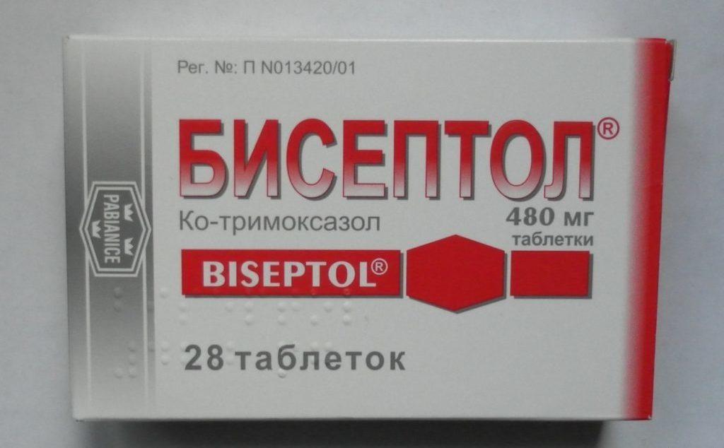 Помогает ли Бисептол при лечении простатита