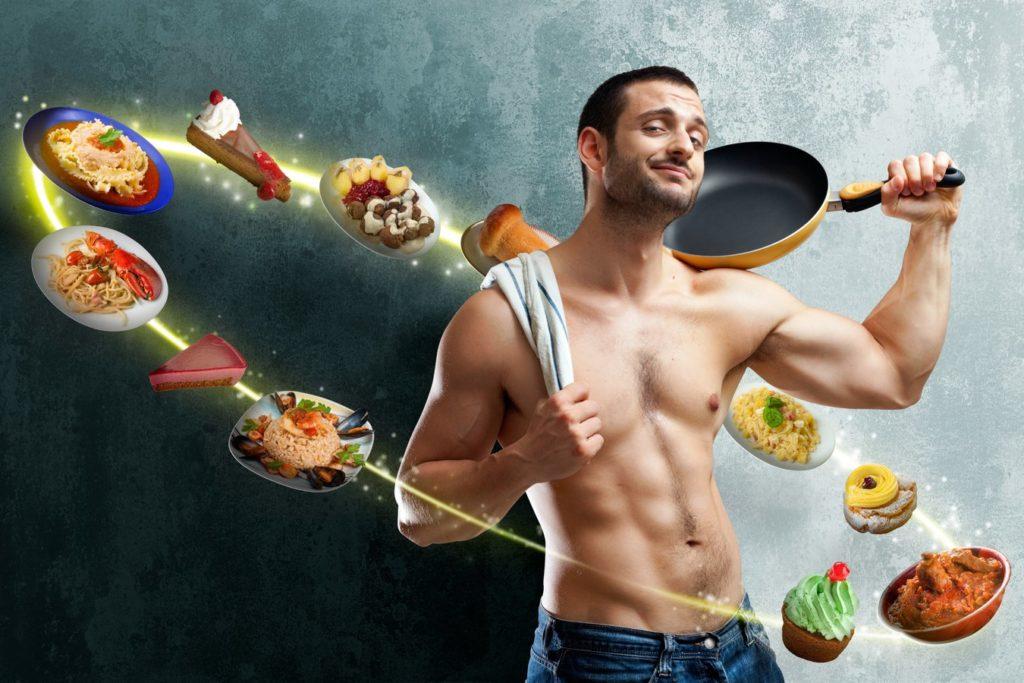Диета Для Мужчин Вкусно. Эффективная диета для мужчин для похудения: принципы питания и примерное меню