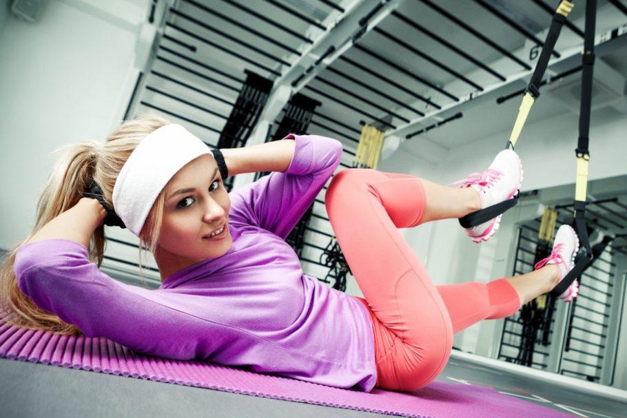 фитнес тренировка
