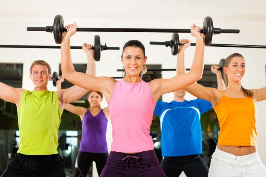 Фитнес имеет большое количество видов на сегодняшний день