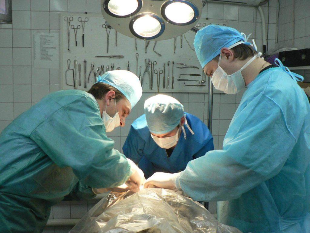 Удаление аденомы предстательной железы