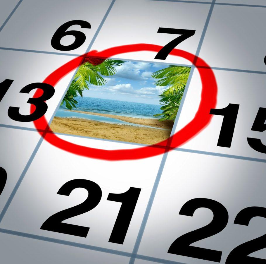 Продолжительность отпуска