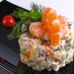 Рецепты приготовления салата Оливье. Классический рецепт и интересные интерпритации
