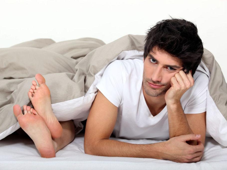 Секс с мужчиной у которого простатит