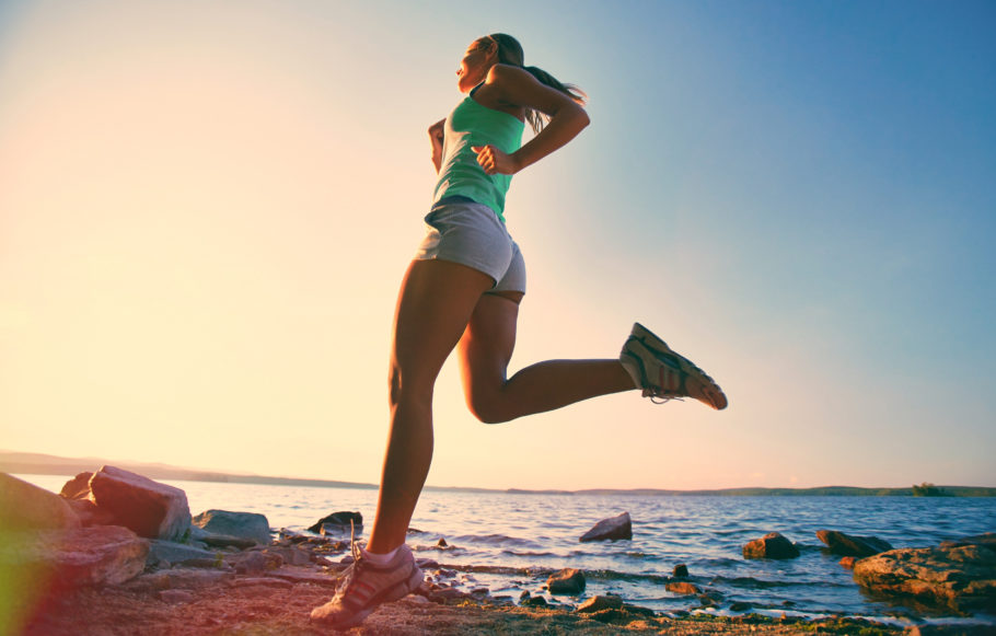 Кроме того, полезную нагрузку во время бега получают и суставы человеческого тела