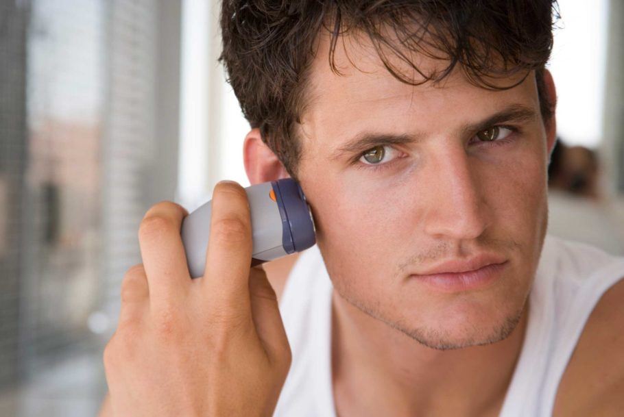 Часто раздражение диагностируется у тех, кто бреется впервые или совсем недавно начал регулярное бритьё