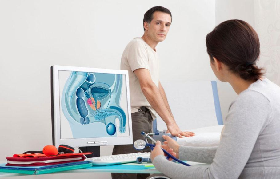 Если сказать другими словами, то обследование железистого органа осуществляется через прямую кишку