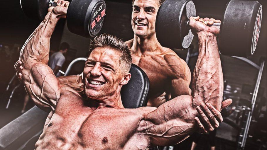 Сегодня очень популярной стала схема тренировки каждой группы мышц один раз в течение недели
