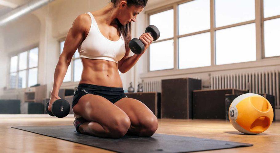 Есть много превосходных упражнений на все группы мышц