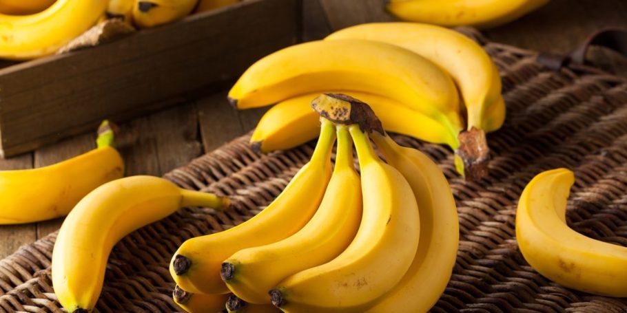 В состав банана также входят антиоксиданты катехины и натуральный дофамин