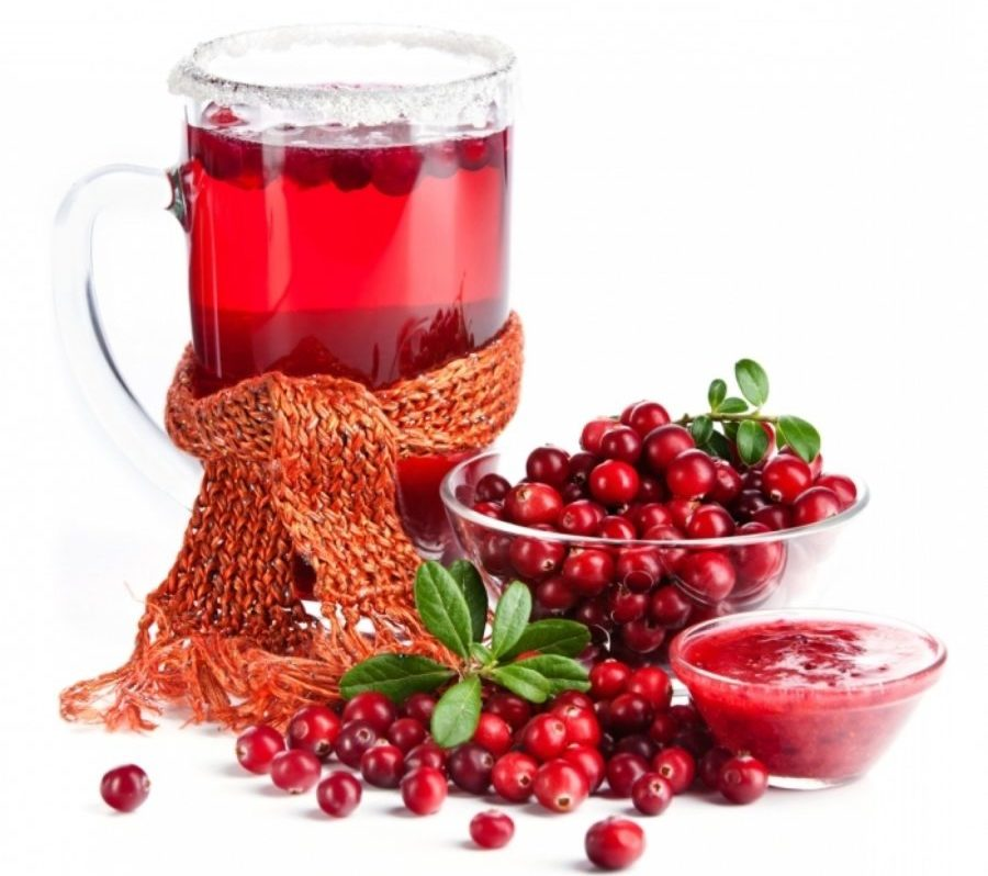 Помимо пользы для сердечно-сосудистой системы, брусничный напиток используется для нормализации обмена веществ и очищения организма от зашлакованности