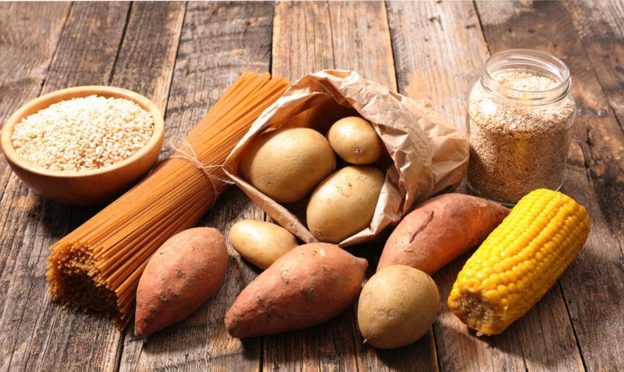 овощи, крупы и макаронные изделия