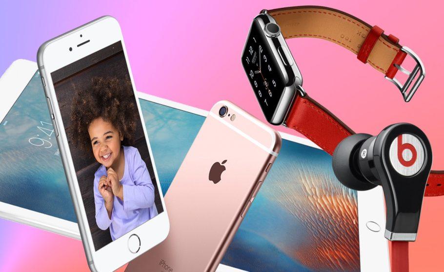 Новый год — отличный шанс попросить у близких людей телефон, планшет, ноутбук и другую актуальную технику для дома