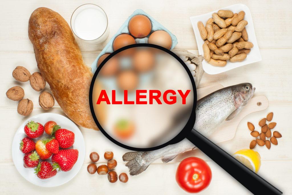 Диета при аллергии у взрослых и детей - Медицинский