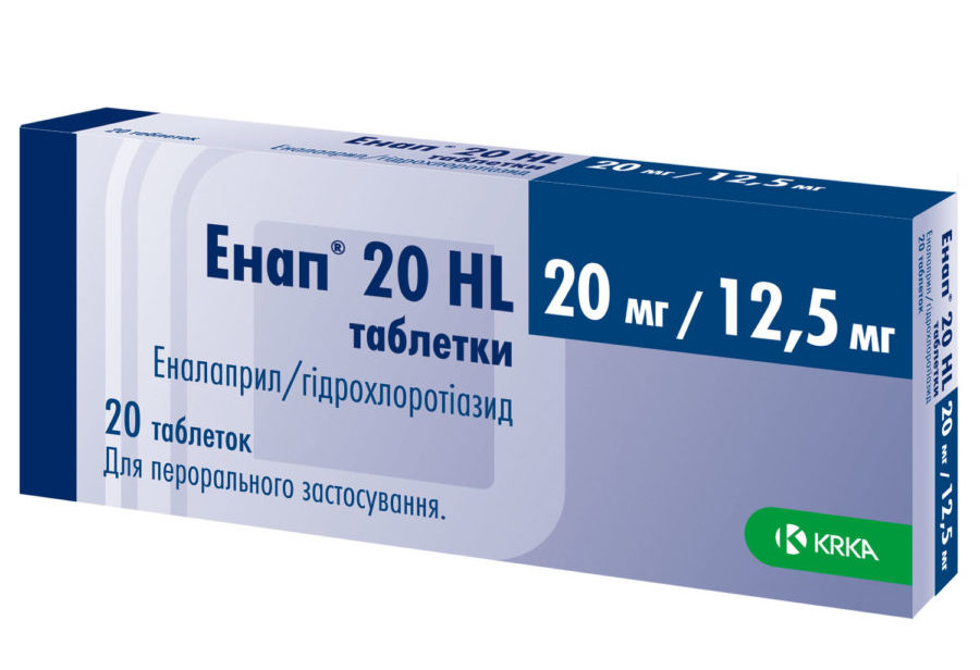 Препарат Энап-НЛ
