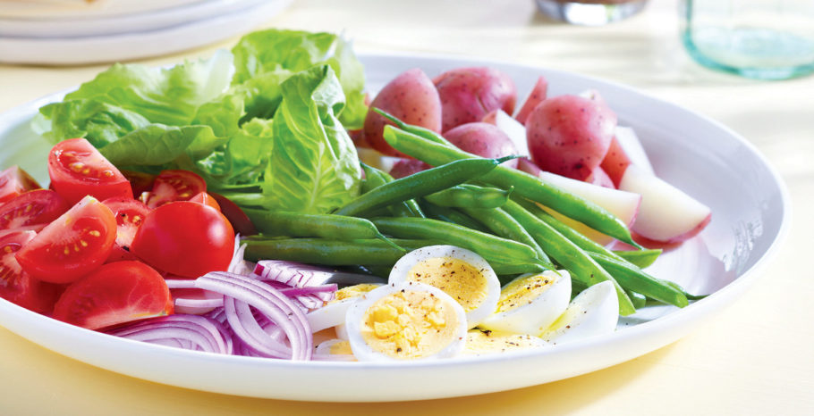 яйца помидоры редис и другие продукты