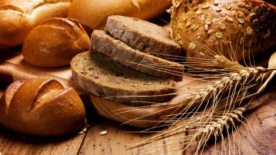 разные булки хлеба