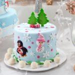 Как красиво украсить торт на Новый год 2019? Топ самых оригинальных идей для ваших сладостей
