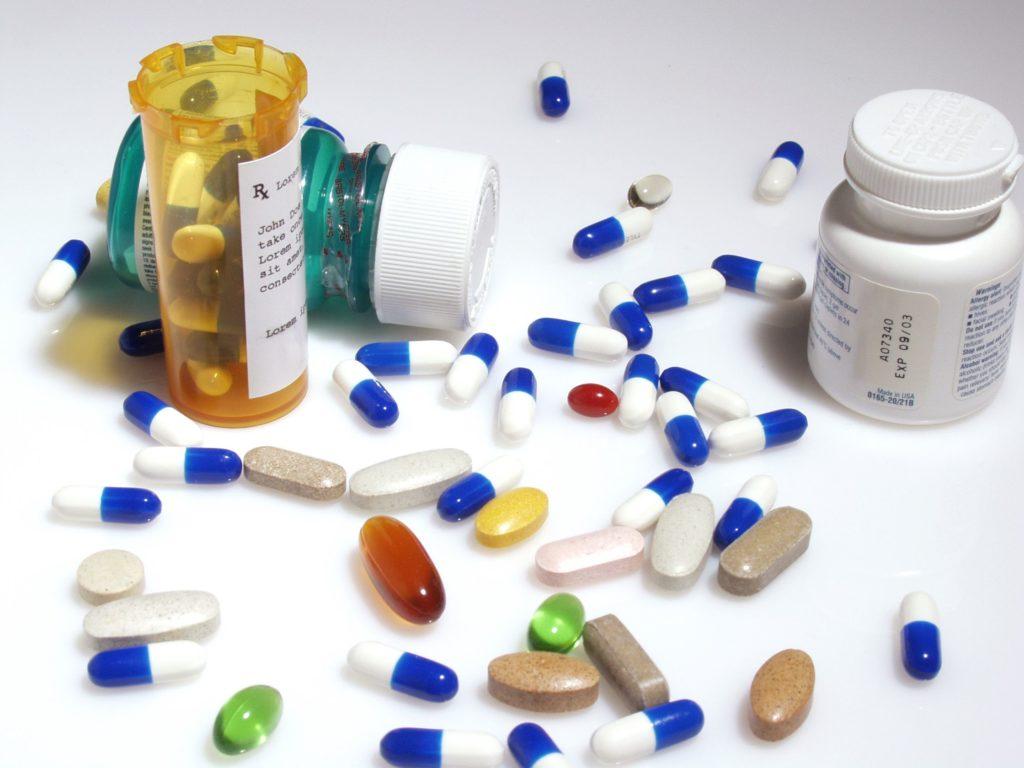Сочетание лекарств от гипертонии