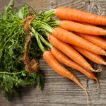 связка моркови
