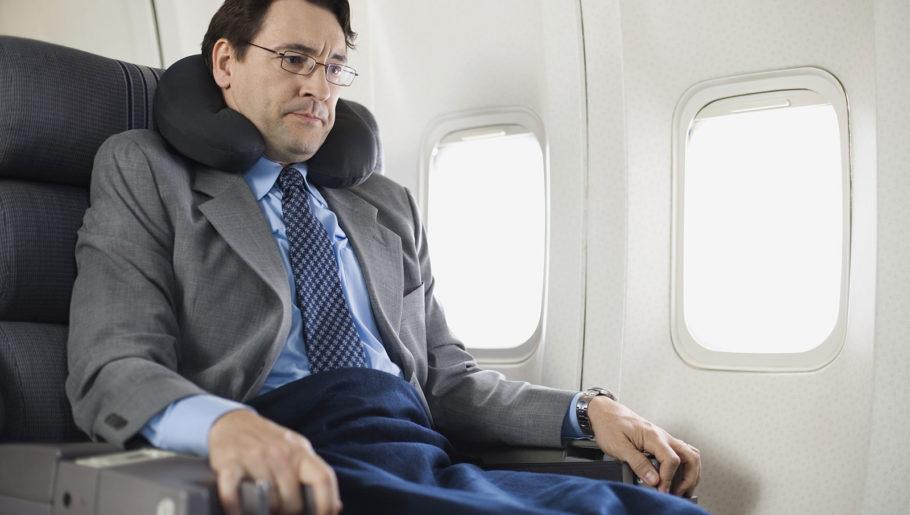 Людям с повышенным давлением летать на самолете нужно в редких случаях