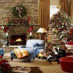 Новогоднее оформление квартиры: идеи декора на 2019 год