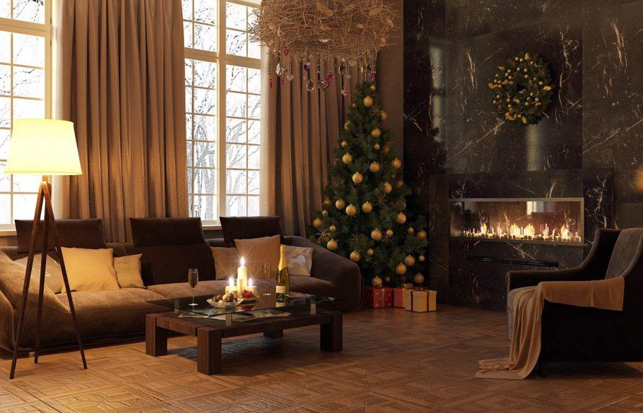 Как бы там ни было, с празднованием главного зимнего торжества у нас связаны лучшие детские воспоминания