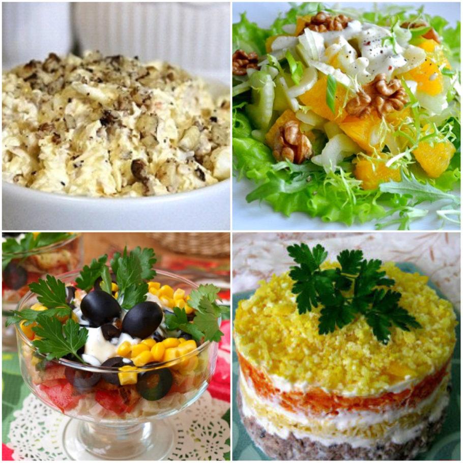 Мы предлагаем удивить своих родных и друзей салатиками в виде Хозяйки года – Собаки