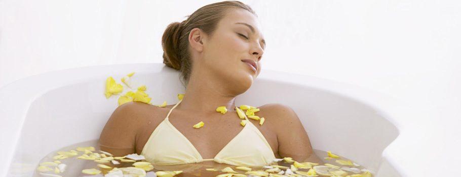 Терапевтический процесс основан на влиянии воды на общую капиллярную сеть всего организма